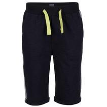 Blauwe jog short 6568