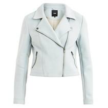 Lichtgrijze jacket Christy