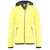 Geelblauwe jas Tarelle