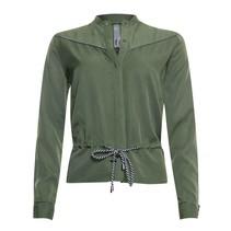 Khaki jacket tencel 813114
