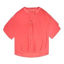 Koraal boxy blouse 780008