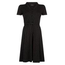 Zwarte jurk Emmy Little Dots
