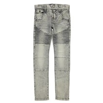 Lightgrey x-slim jeans Theo Thue