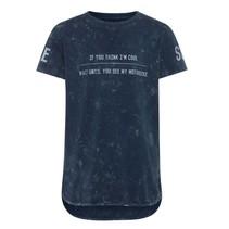 Blauw t-shirt Havis