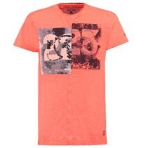 Oranje t-shirt M83412