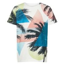 Limegroen t-shirt Zole