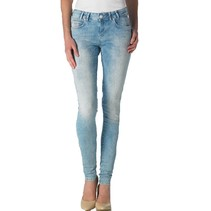Blauwe superslim jeans Sugar