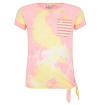Multicolour cropped t-shirt 3104