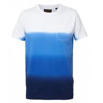 Wit geprint t-shirt TSR695