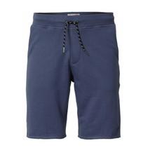 Blauwe sweatshort SHO543