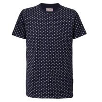 Donkerblauw t-shirt TSR709
