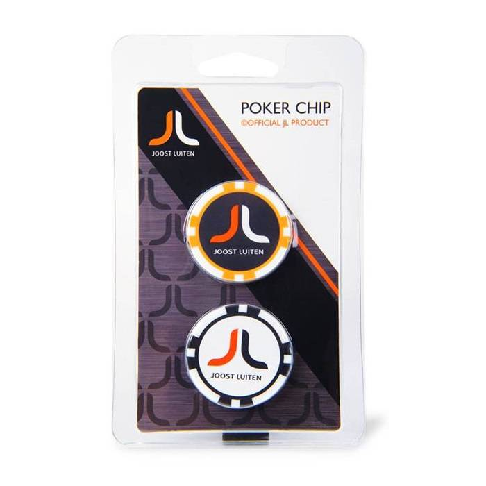 Set JL Pokerchip Markers