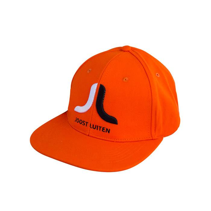 6-panel Cap (Oranje)