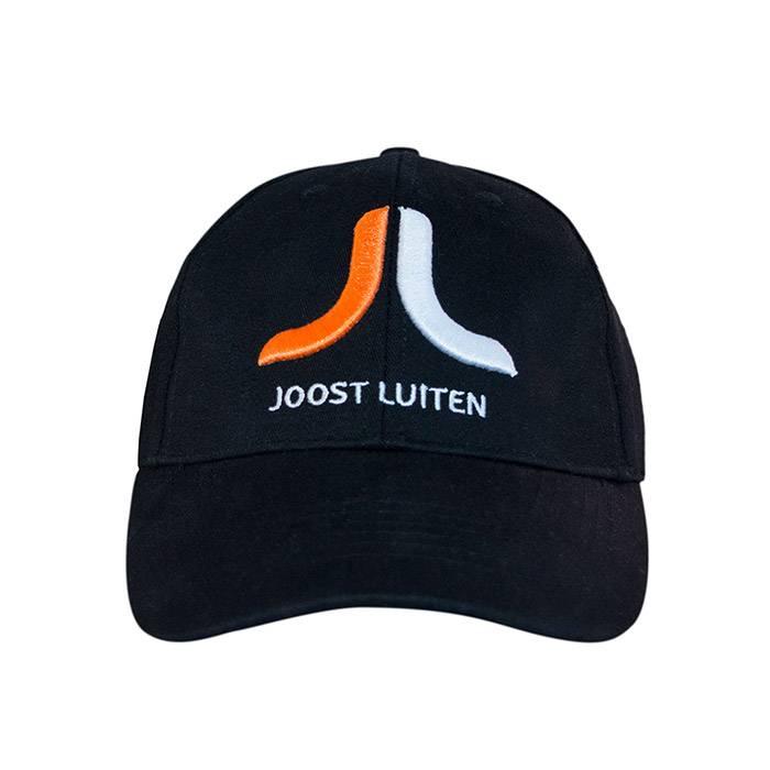 JL Baseball Pet (Zwart)