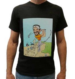 """Exclusief T-Shirt Karikatuur """"Spiegelei"""""""