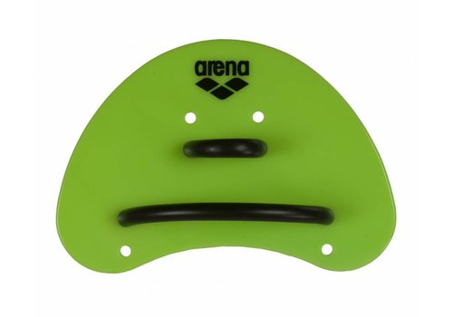 Arena Elite Finger Paddle Groen