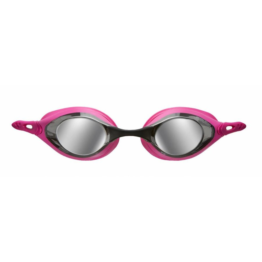 Arena Zwembril Cobra Spiegel Roze