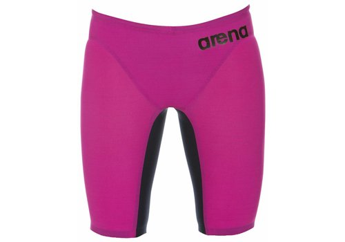 Arena Powerskin Carbon Air Jammer Fuchsia