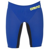 Arena Powerskin Carbon Air Jammer Blauw