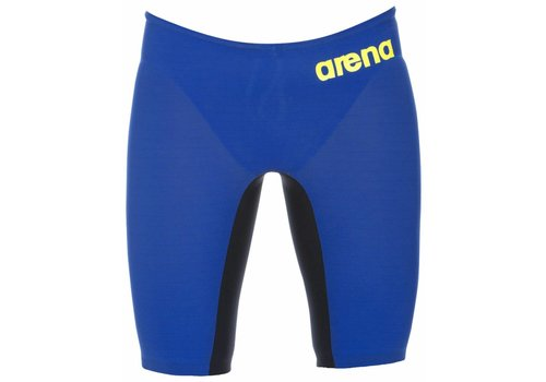 Arena Powerskin Carbon Air Jammer Blauw