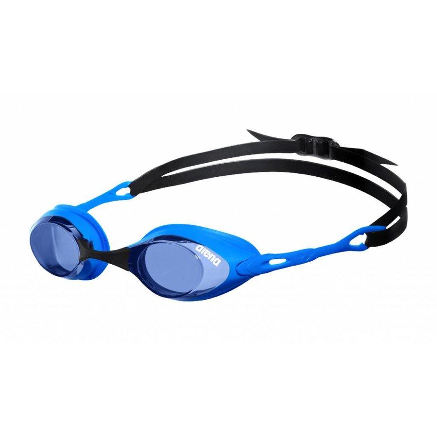 Arena Zwembril Cobra Blauw