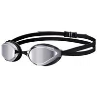 Arena Zwembril Python Spiegel Zilver-Zwart