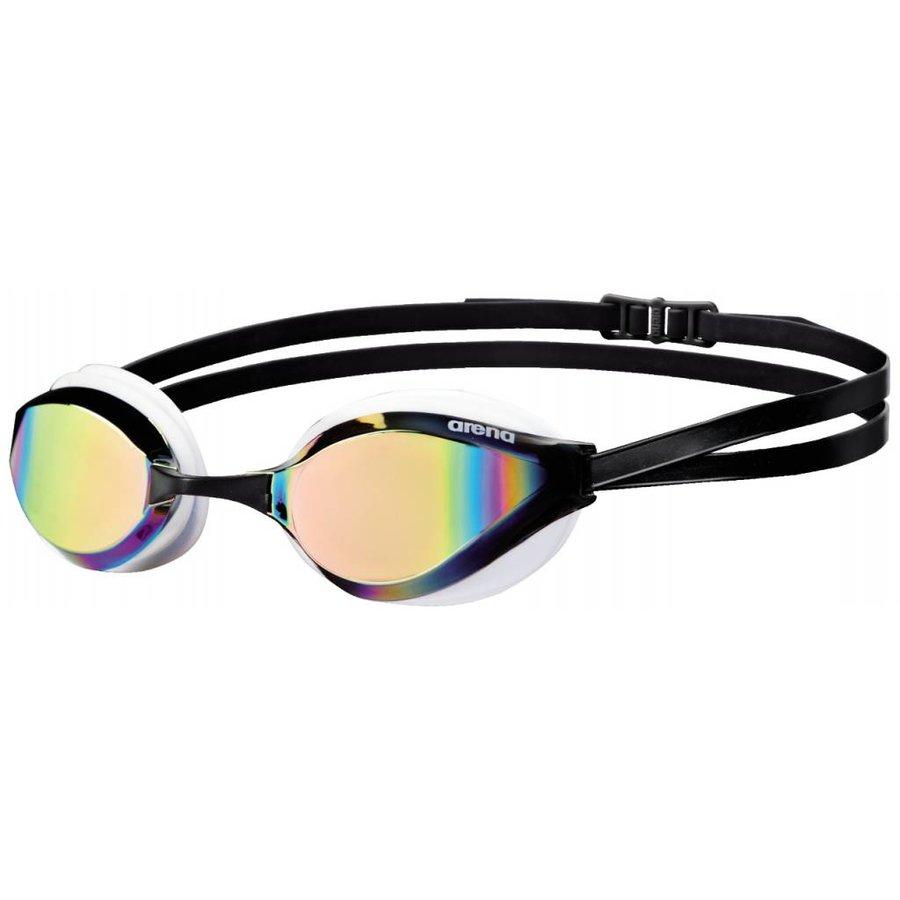 Arena Zwembril Python Spiegel Revo-Wit