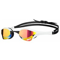 Arena Zwembril Cobra Ultra Spiegel Rood-Revo-Wit-Zwart