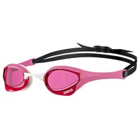 Arena Zwembril Cobra Ultra Roze-Wit