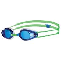 Arena Zwembril Tracks Wit-Blauw-Groen