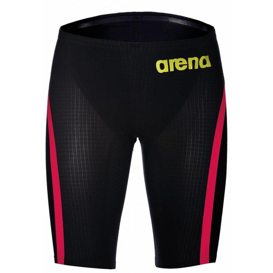 Arena Powerskin Carbon Flex VX Jammer Grijs-Fluor Rood