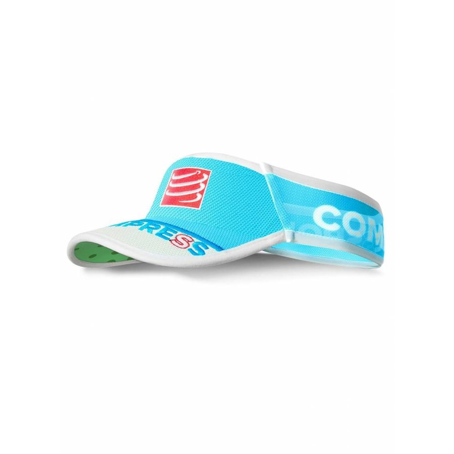 Compressport Ultralight Visor V2 Blauw
