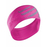 Compressport Head Band Roze