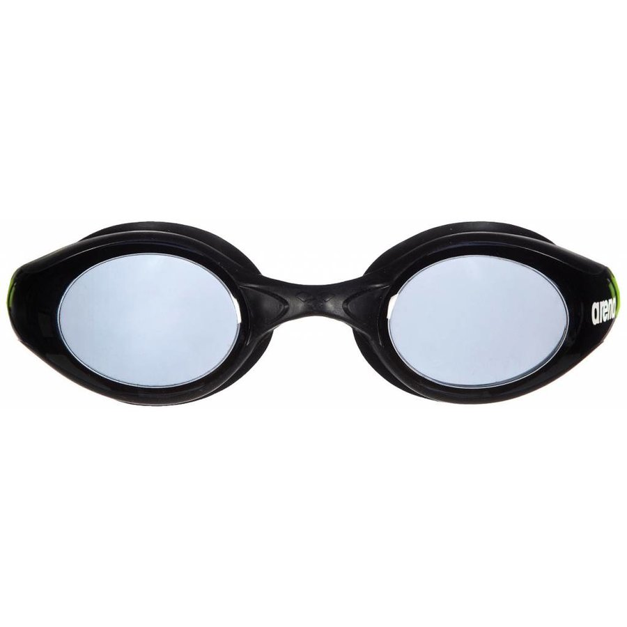 Arena Zwembril Junior Sprint Zwart-Geel