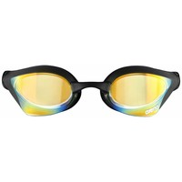 Arena Zwembril Cobra Core Spiegel Geel-Revo-Zwart