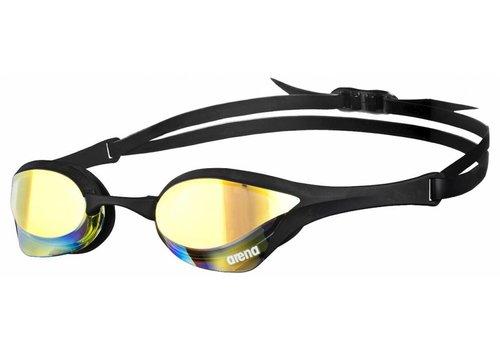 Arena Zwembril Cobra Ultra Spiegel Geel-Revo-Zwart