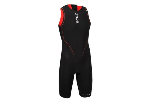 HUUB Core Swimskin Black-Red