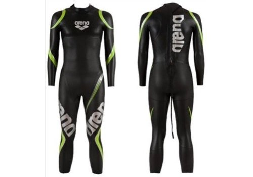 Arena Wetsuit Carbon Black Full Suit Heren