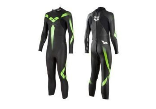 Arena Wetsuit Black Edition Full Suit Heren