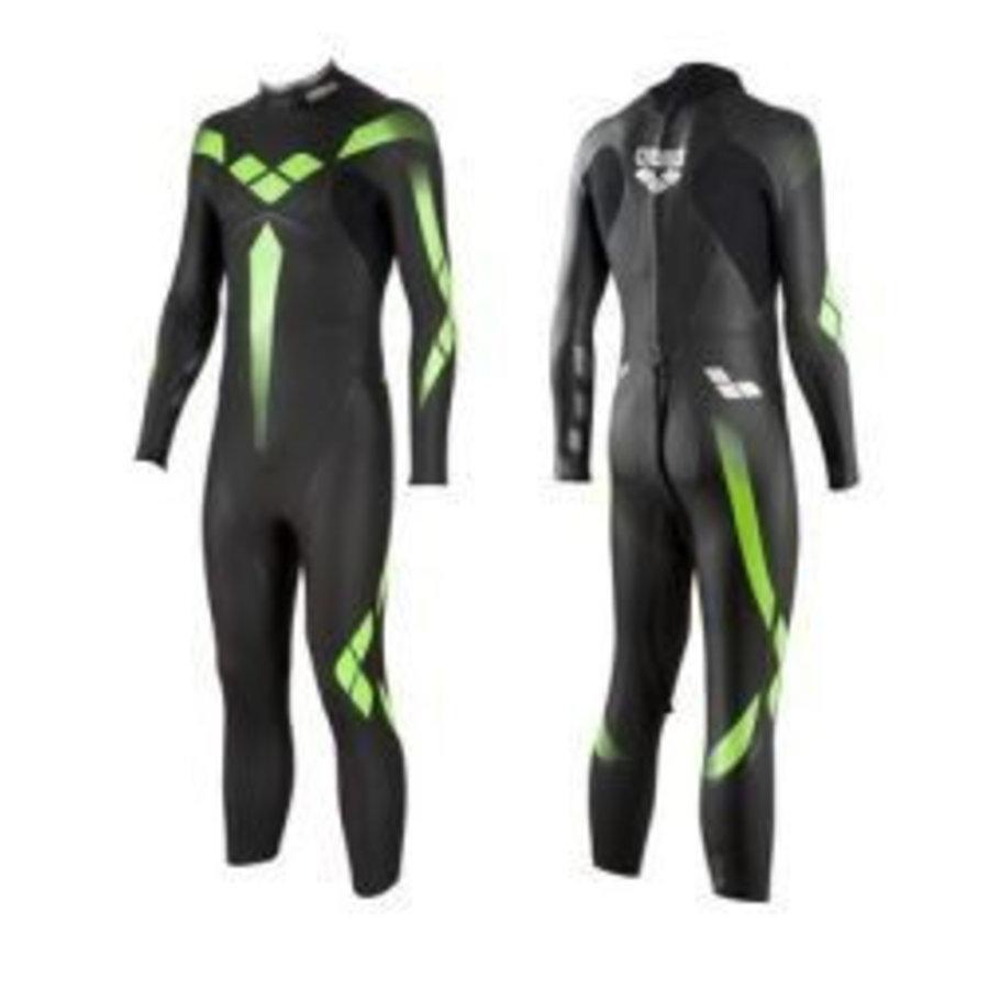 Arena Wetsuit Black Edition Full Suit Heren