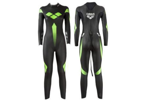 Arena Wetsuit Black Edition Full Suit Dames
