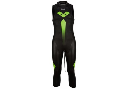Arena Wetsuit Black Edition Sleeveless Heren