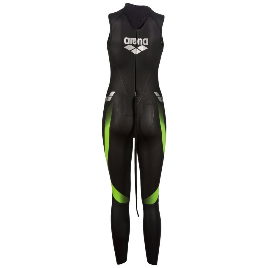 Arena Wetsuit Black Edition Sleeveless Dames