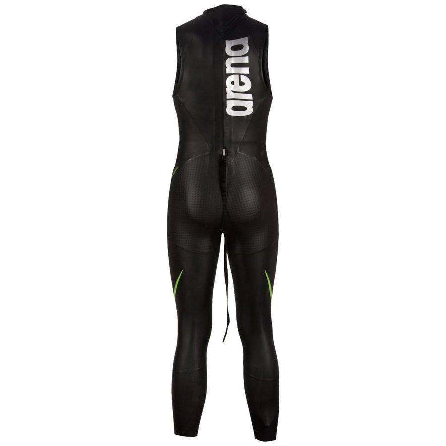 Arena Wetsuit Carbon Black Sleevless Heren