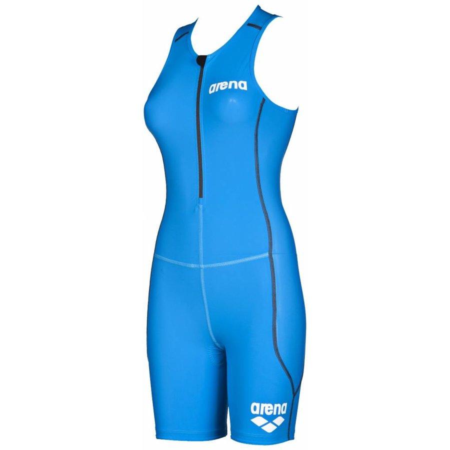 Arena Trisuit ST Dames Brilliant-Blauw