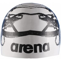 Arena Badmuts Poolish Moulded Wit Cyborg