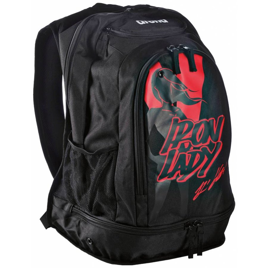 Arena Rugzak Fastpack Core Elite Iron-Lady
