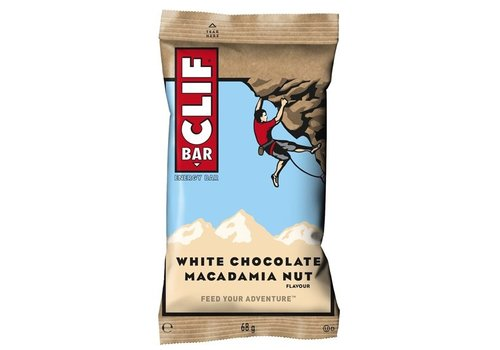 Clif® Bar White Chocolate Macadamia