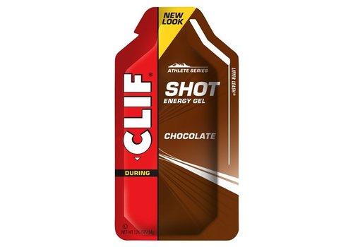 Clif® Shot Gel Chocolate (per 24 in doos)