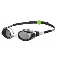 Arena Zwembril Junior Spider Zwart-Wit